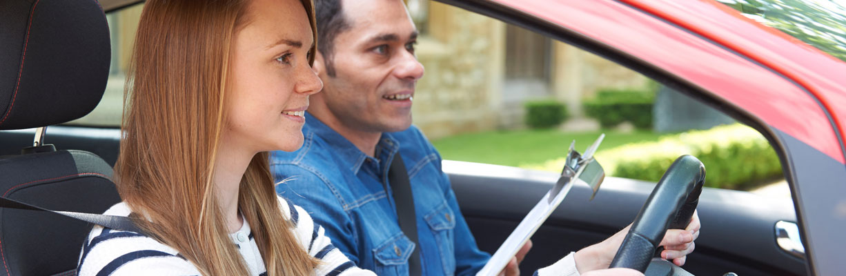 driving instructors Nottingham Derbyshire